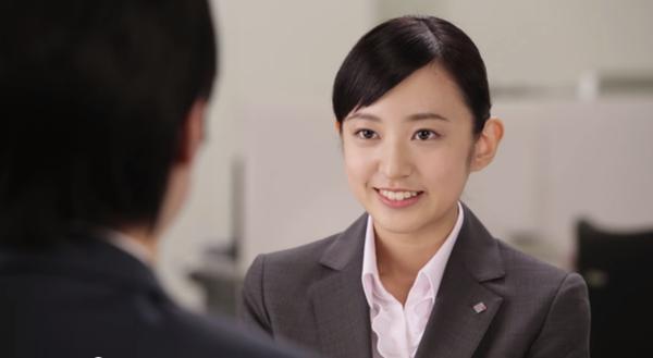 千田絵民(せんだえみ)ちゅうぎんカードローン・テレビCM