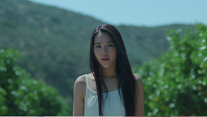 KIRIN・本搾りチューハイ「ぎゅっ、とくる篇」出演の竹富聖花(たけとみせいか)4