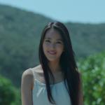 KIRIN・本搾りチューハイ「ぎゅっ、とくる篇」出演の竹富聖花(たけとみせいか)7