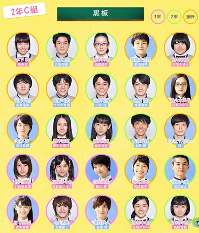 表参道高校合唱部!2年C組メンバー