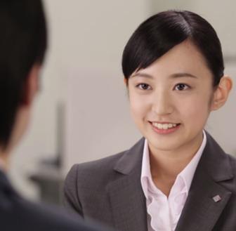 中国銀行のちゅうぎんカードローン「コレカ」テレビCMの女の子は千田絵民(せんだえみ)動画あり